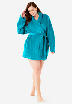 Plush Microfleece Robe by Dreams & Co.®,