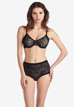 Le Mystere Lace Perfection Smoother Bra #7715,