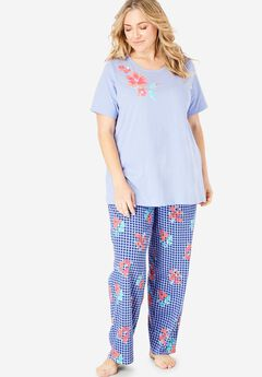 cf8f7b8d02 Graphic Tee PJ Set by Dreams   Co®