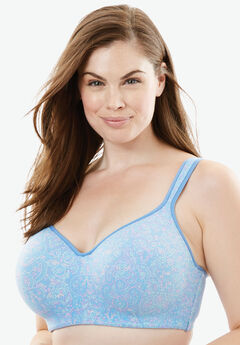 Flex Wire Tee Bra by Comfort Choice®,