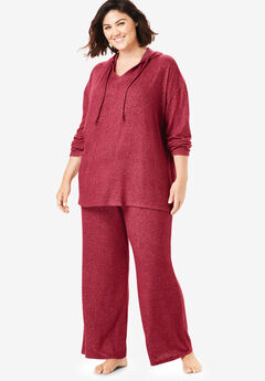 Dreams & Co.® Supersoft Wide Leg Lounge Pant,