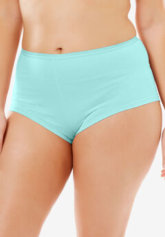 Hipster Stretch Cotton Panty By Comfort Choice®,