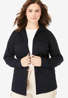 Sport Twill utility jacket,