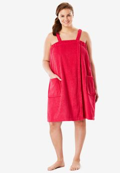 2af2cf7ad3 Terry Towel Wrap By Dreams   Co.®