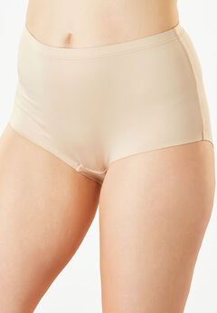 No-Show Full-Cut Brief by Comfort Choice®,