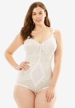 Extra Firm Body Briefer By Rago,
