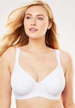 Leading Lady® Brigitte Classic Underwire Padded T-Shirt Bra #5224,