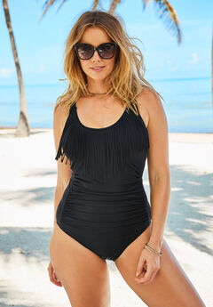 Fringe One-Piece by Swim 365,