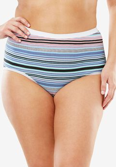 5-Pack Cotton Full-Cut Brief by Comfort Choice®,