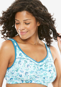 Wireless Leisure Bra by Comfort Choice®,