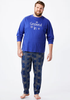 The Family Festive PJ Set for Him by Dreams & Co.®,