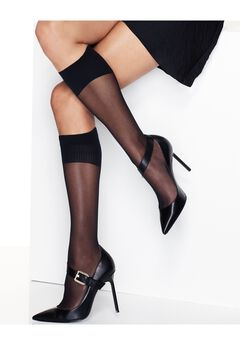 Perfect X-Temp® Sheer Knee Socks 2-Pack,