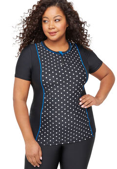 Dotted Bliss Rashguard,