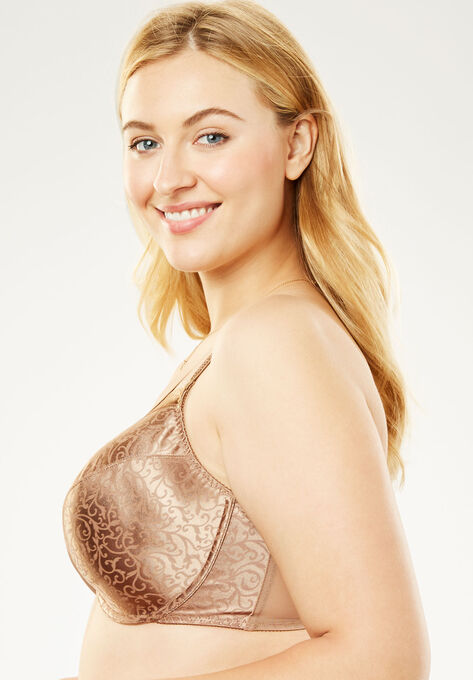 4a75a4f4ee0e0 Satin Tracings® Underwire Minimizer Bra by Bali®