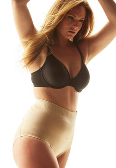 High waist shaping brief by Secret Solutions® Curvewear,