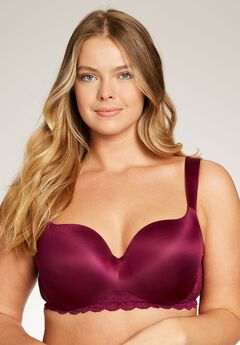 Seamless Underwire T-Shirt Bra by Amoureuse®,