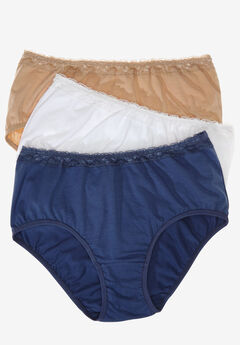 Comfort Choice® Stay Comfy Brief 3-Pack,