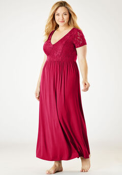 a544fc108 Lace Bodice Sleep Gown by Amoureuse®
