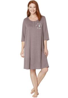 Night Owl Sleepshirt,