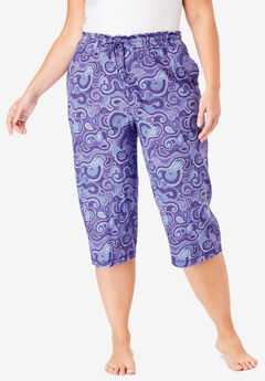 5e822781e Knit Sleep Capri by Dreams   Co.®