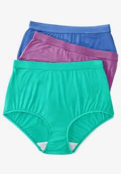 3-Pack Modal Full-Cut Brief ,