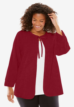 Chenille bed jacket by Only Necessities®,
