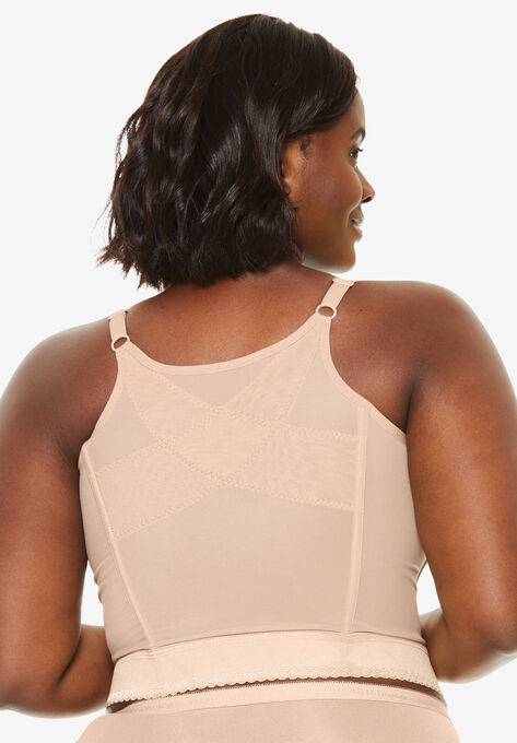 4d4bd1ff48 Easy Enhancer® Longline Posture Bra by Comfort Choice®