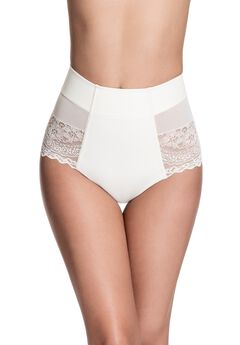 Squeem Brazilian Flair Mid Waist Brief,