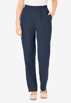 Hassle Free Woven Pant,