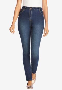 Stretch Skinny Jean, MIDNIGHT SANDED