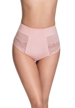 Squeem Brazilian Flair Mid Waist Thong,