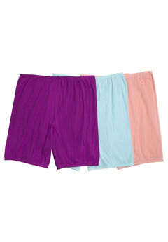 45c1421c0 3-Pack Cotton Bloomer by Comfort Choice®