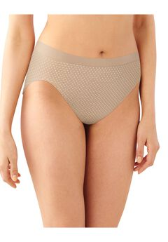 Comfort Revolution Microfiber High-Cut Panty 3-Pack ,
