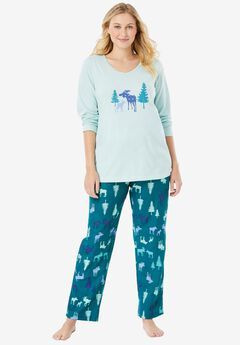 Cozy Pajama Set ,