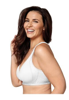 18 Hour Back and Side Smoothing Wirefree Bra,