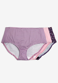 3-Pack Smoothing Full-Cut Brief by Comfort Choice®,