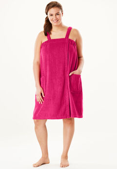 Terry Towel Wrap By Dreams & Co.®,