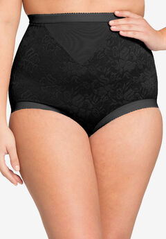 Lace Brief by Secret Solutions® Curvewear,