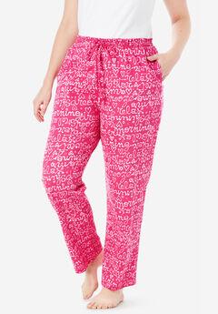 32ea31ec0361 Knit Sleep Pant by Dreams   Co.®