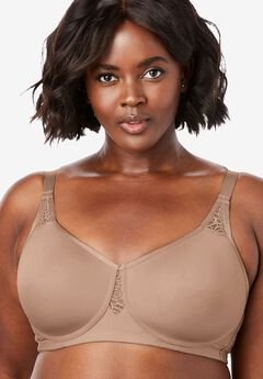 Wireless Cooling T-Shirt Bra by Comfort Choice®,