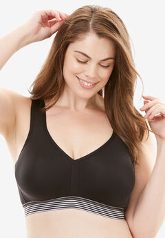 dc8152164 Total Comfort Microfiber Bra by Comfort Choice®
