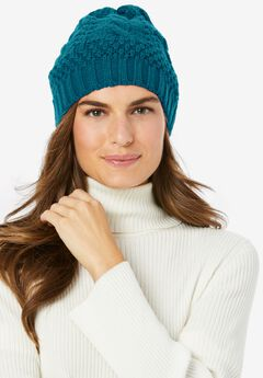 Cable Knit Hat,