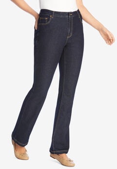 Bootcut Stretch Jean,