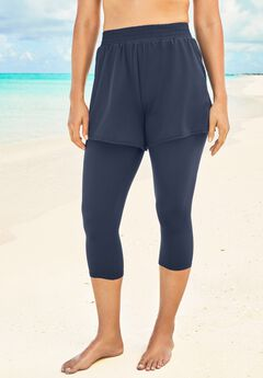 Shorted Swim Capri,