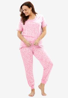 85420693d Knit Jogger PJ Set by Dreams   Co.®