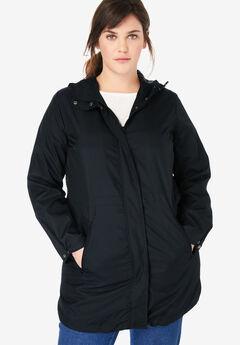 Packable Anorak Raincoat,