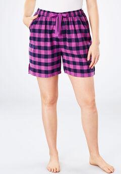 fe8cd9de0 Flannel Pajama Short by Dreams   Co.®
