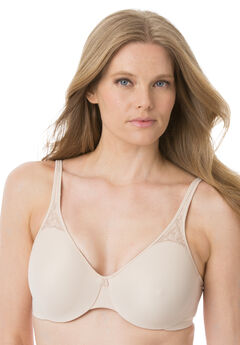 Bali® Best Seller Passion for Comfort Seamless Minimizer     Underwire Bra,
