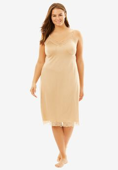 Double Skirted Full Slip by Comfort Choice®,