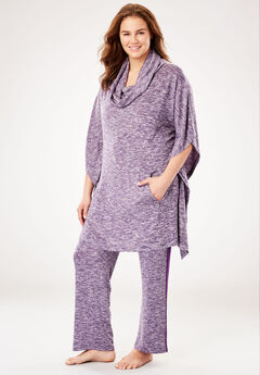 Lounge Cowlneck Poncho by Dreams & Co.®,